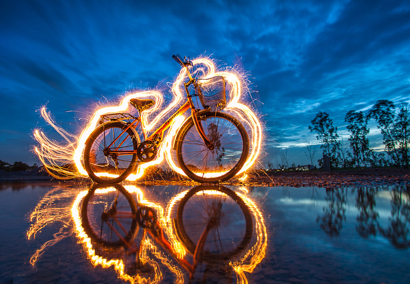 My bike! by Khatawut Chaemchamras on 500px.com