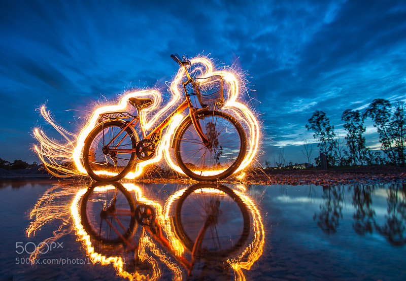 Photograph My bike! by Khatawut J on 500px