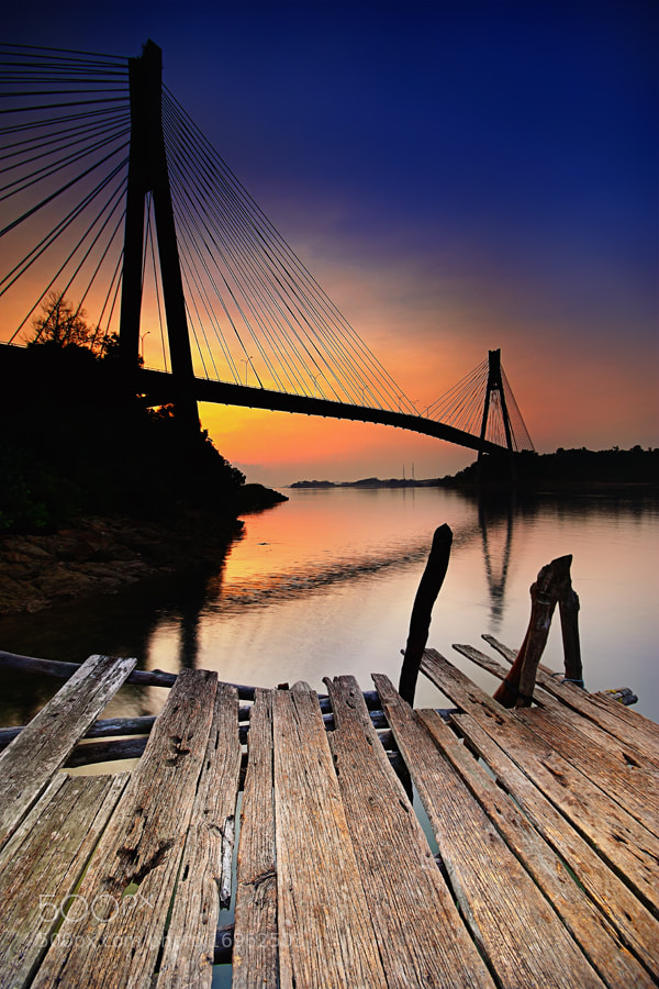 Photograph Barelang Bridge by Danis Suma Wijaya on 500px
