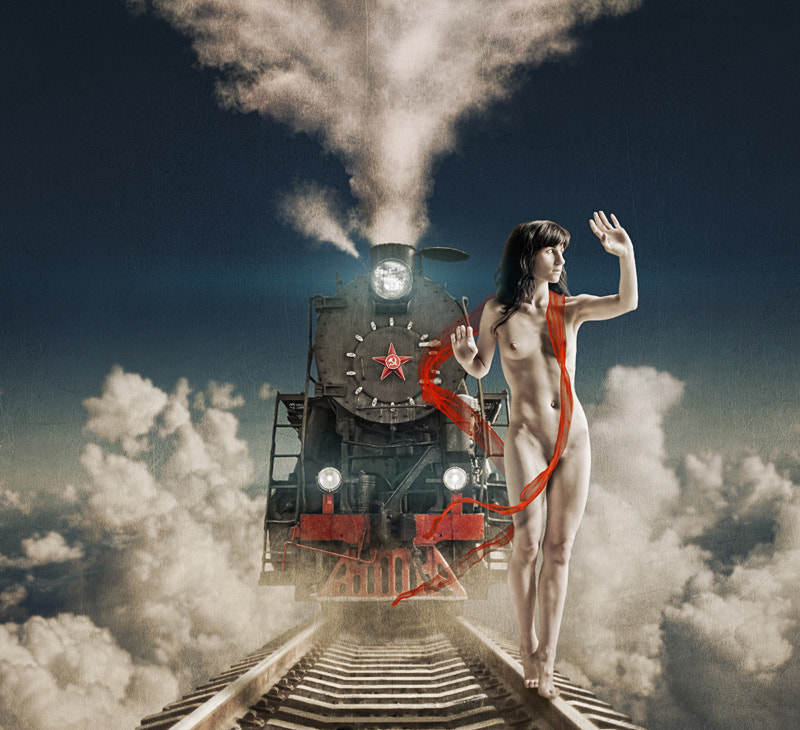 Photograph  follow me by Dmitry Laudin on 500px