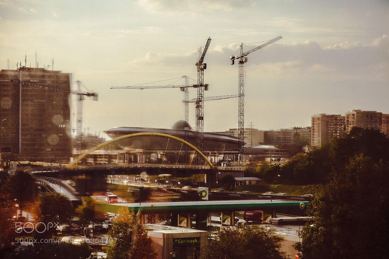 Photograph UFO in Katowice by jacek szycht on 500px