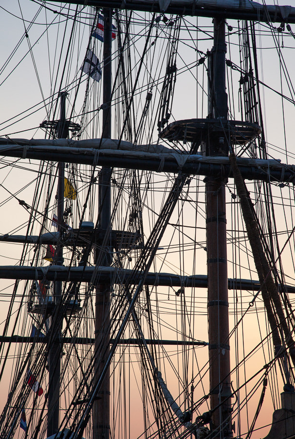 Photograph The HMS Bounty, Newburyport, Massachusetts by Stanton Champion on 500px
