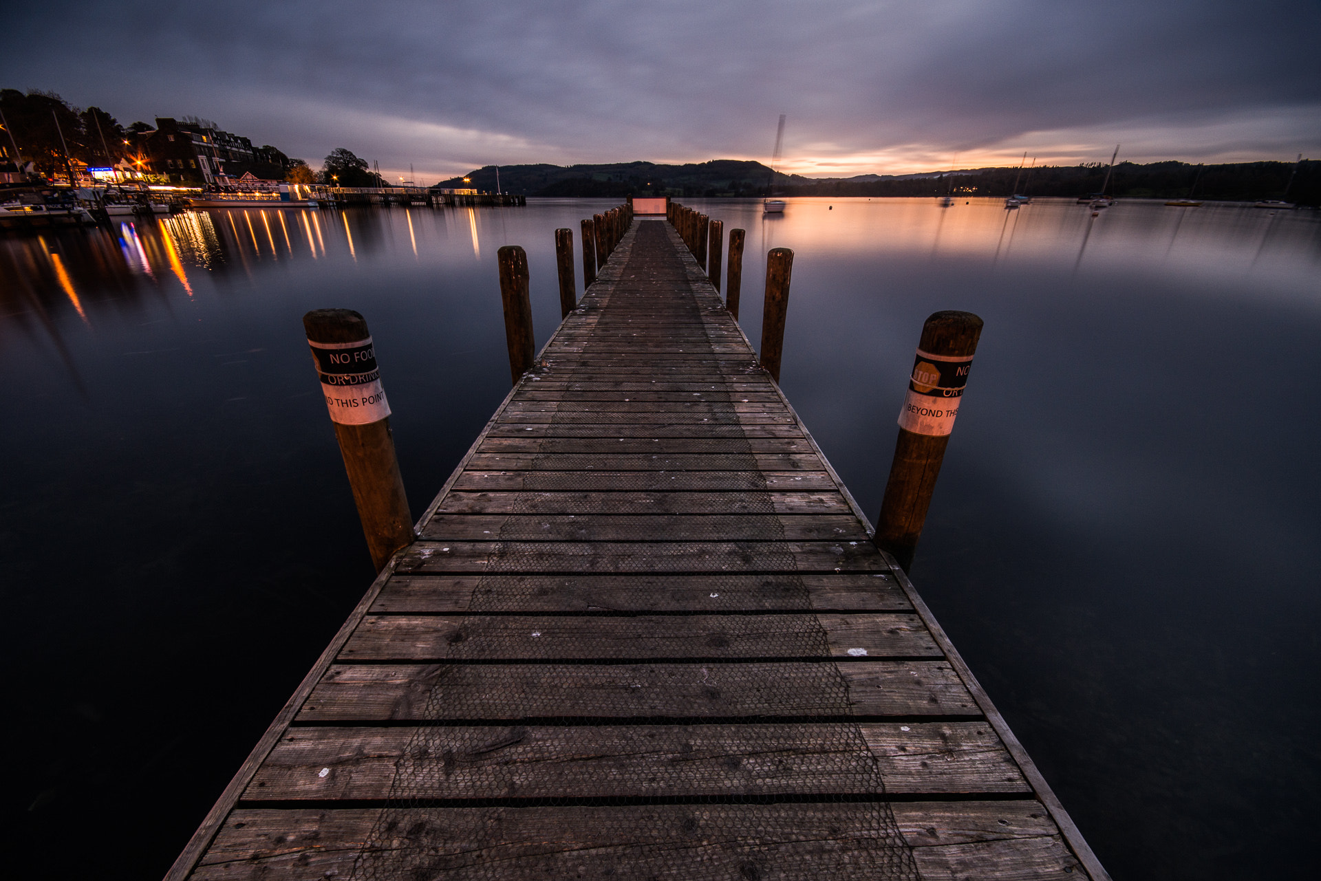 Photograph The Ambleside Jetty by Vaidas Mišeikis on 500px