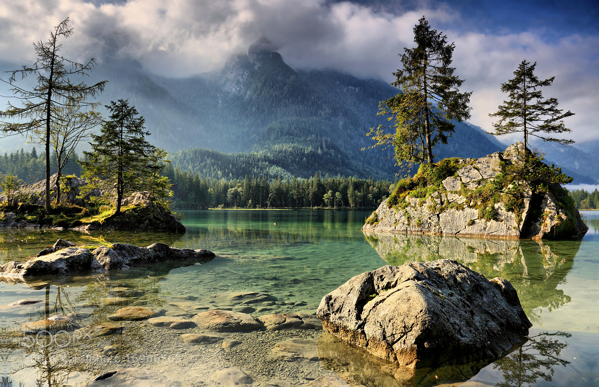 Photograph Hintersee by Peter  Mahler on 500px