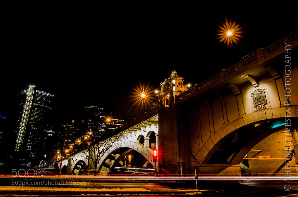 Photograph Centre Street Bridge by Kevin Smith on 500px
