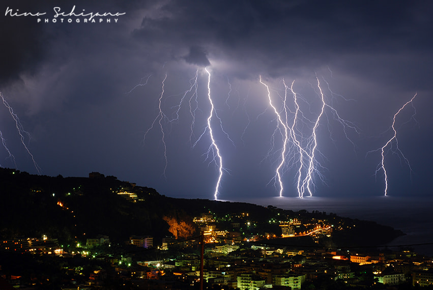 Photograph Shock of the Lightning by Nino Schisano on 500px