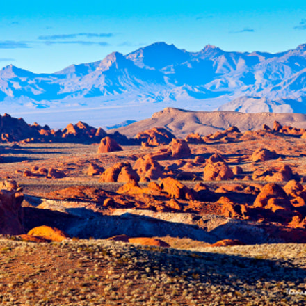 Valley of Fire, Canon EOS M