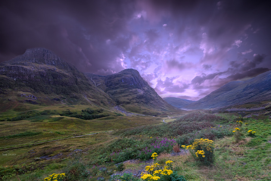 Glencoe by Frank Delargy on 500px.com