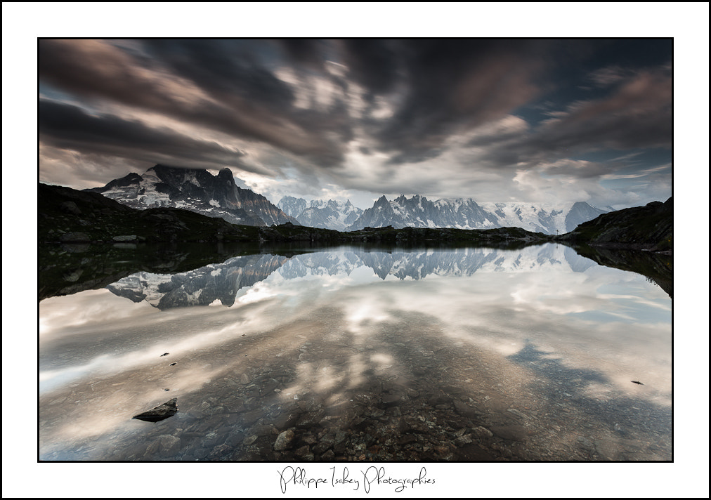 Photograph CHESERYS' S LAKE by philippe isabey on 500px