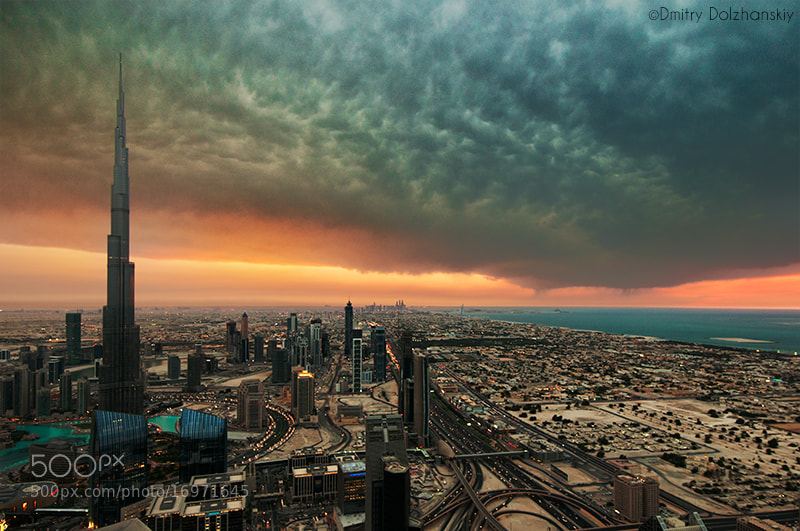 Photograph Dubai by Dmitry Dolzhanskiy on 500px