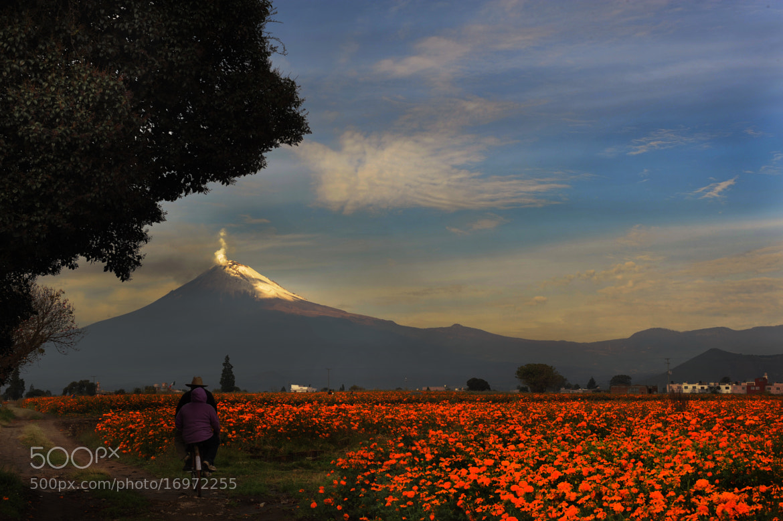 Photograph Smoking Volcano in the morning by Cristobal Garciaferro Rubio on 500px
