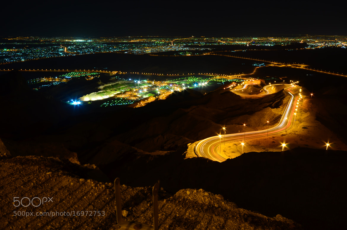 Photograph Mountain Lights by Manu Gopal on 500px