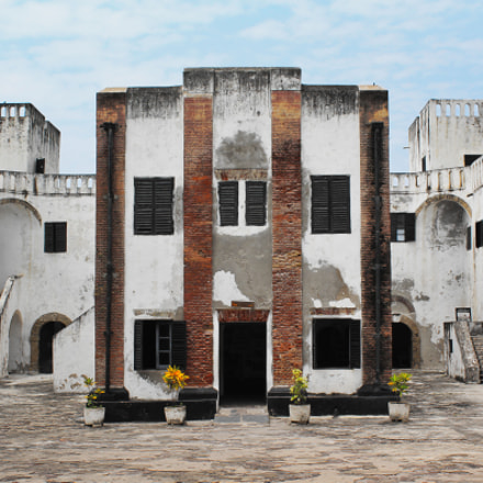 A Colonial Vestige of a Church