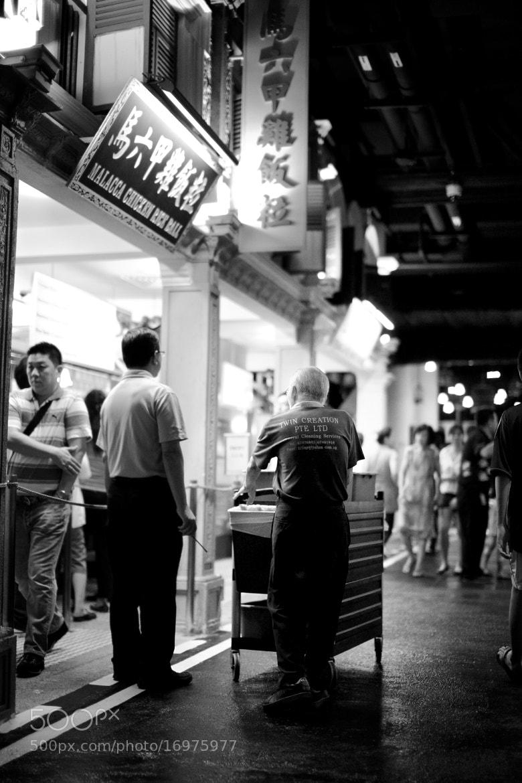 Photograph Malaysian Food Street - Sentosa Singapore by Sean Cheng on 500px