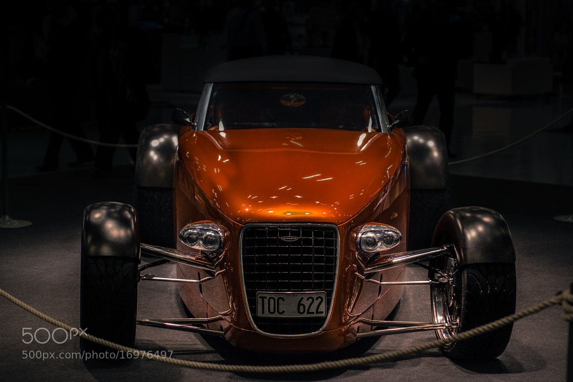 Photograph Caresto V8 Speedster by Lasse Hjort on 500px