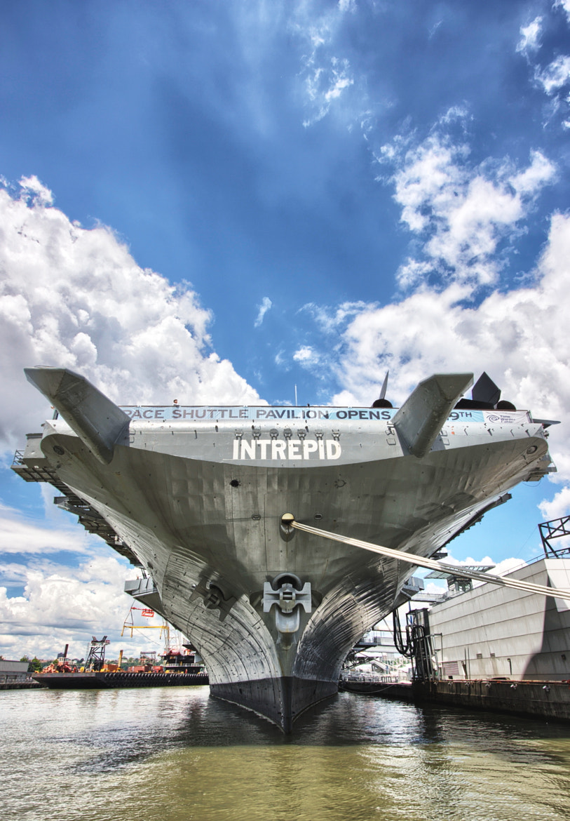 Photograph Intrepid HDR 2 by Ruijie Zhou on 500px