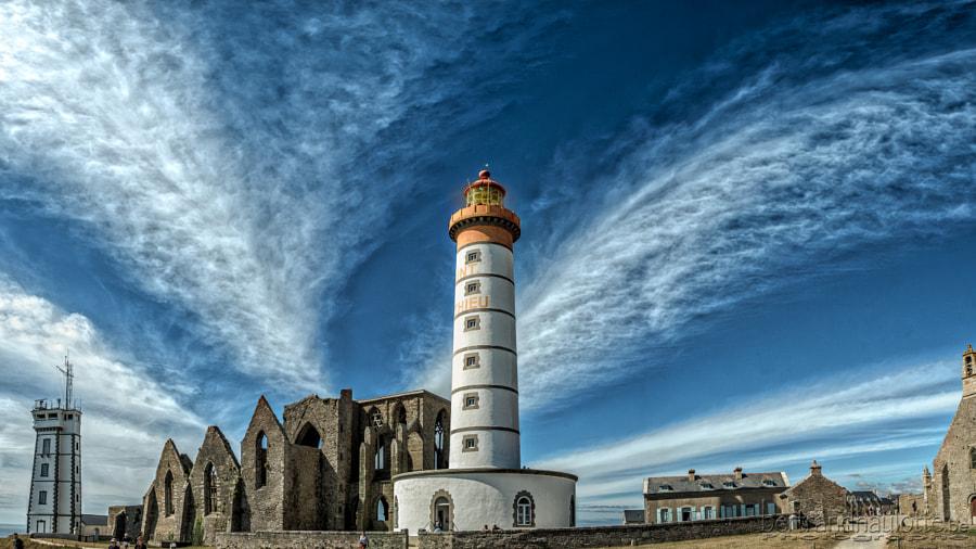Pointe de Saint-Mathieu by Bertrand Haulotte on 500px.com