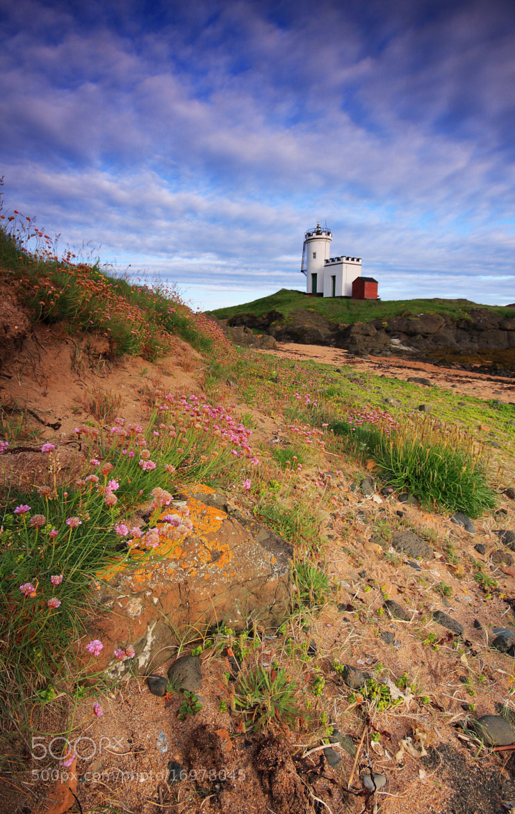 Photograph Summer Lighthouse by Simon Cameron on 500px