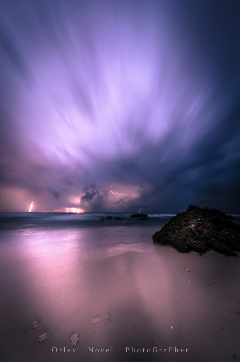 Photograph The great storm by Orlev Novel on 500px