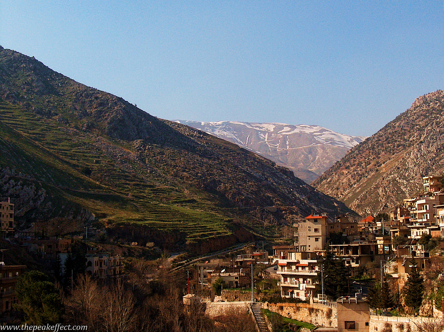Zahle by Donato Scarano on 500px.com