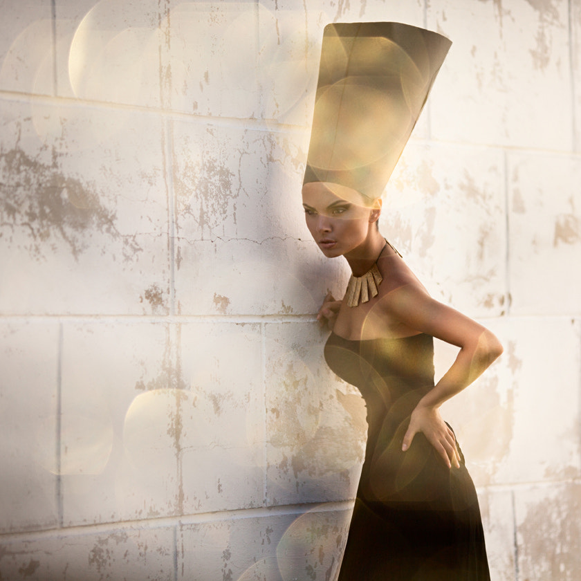 Photograph Nefertiti Resurrected by Marina Stenko on 500px