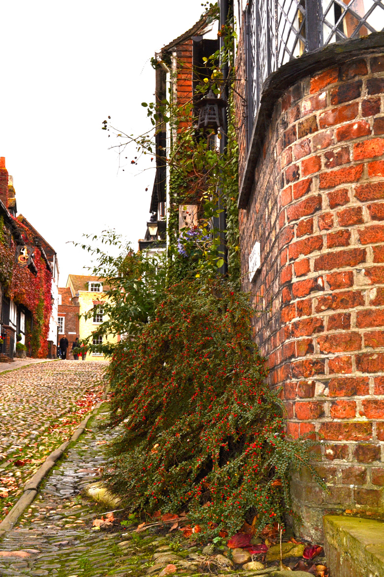 Photograph Old streets of Rye by Alex Fleming on 500px