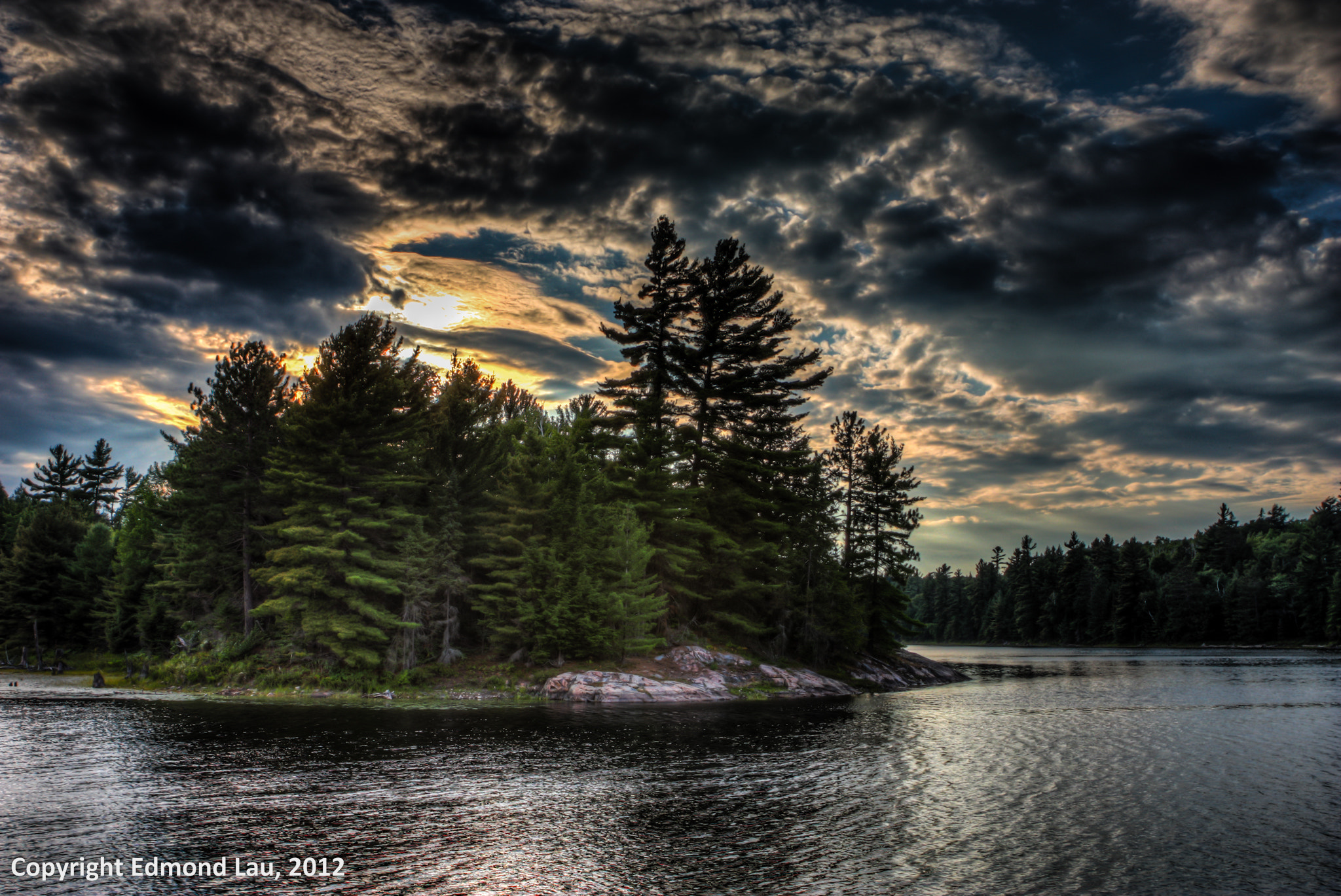 Photograph Killarney Provincial Park (2) by Edmond Lau on 500px