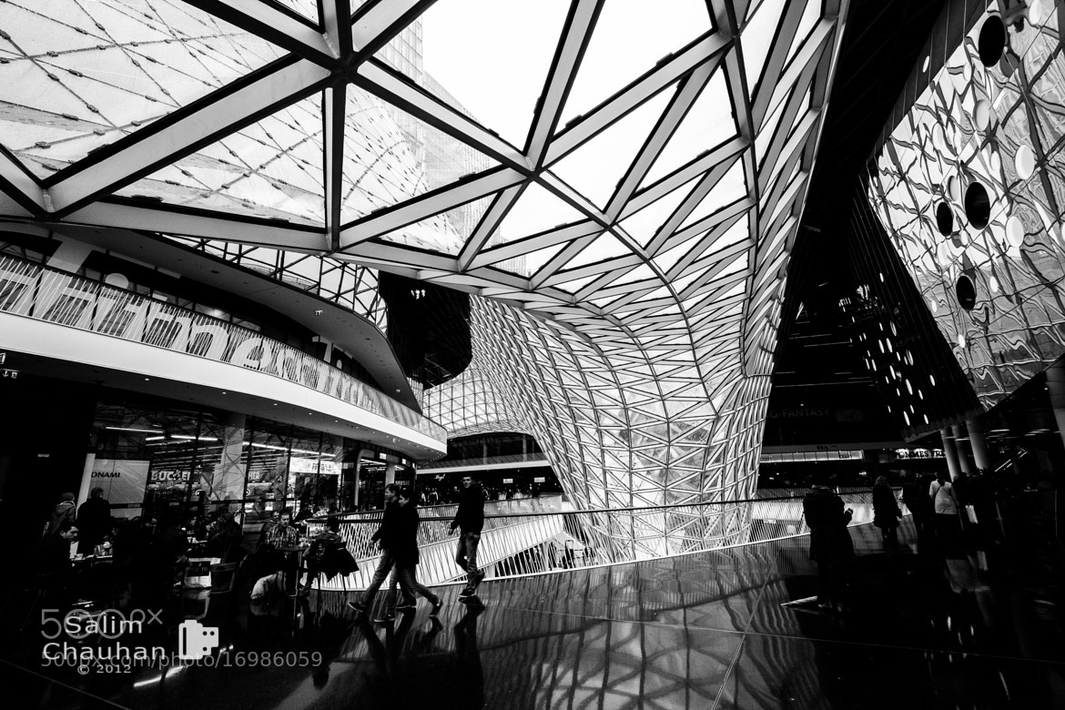 Photograph MyZeil by Salim Chauhan on 500px