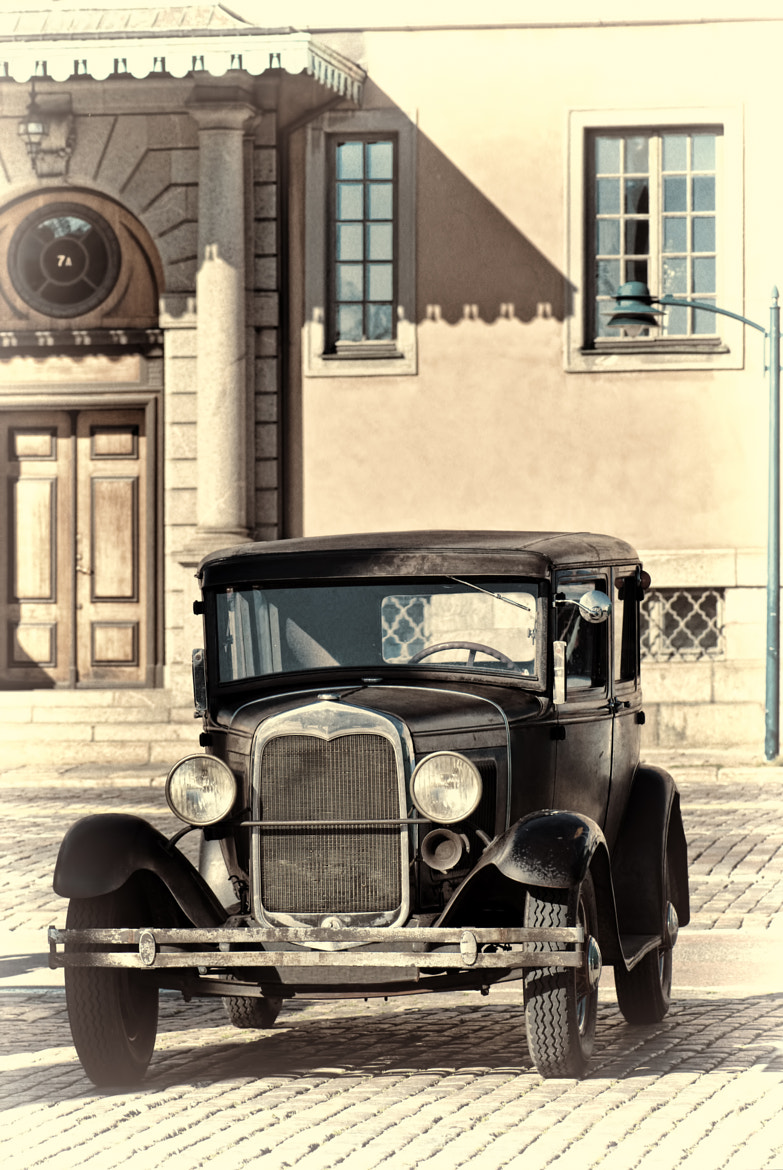 Photograph Old car.  by Andrey Bodrov on 500px