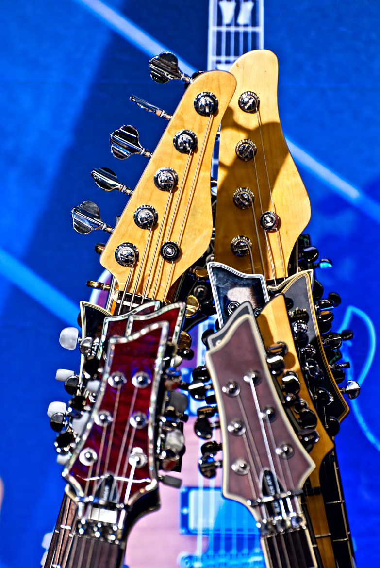 Photograph Guitar fretboard. by Andrey Bodrov on 500px