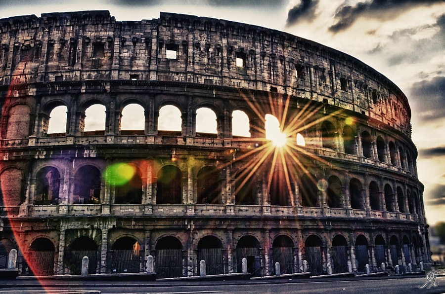 """Coliseum - Rome  <a href=""""http://www.alegiorgiartphoto.com"""" rel=""""nofollow"""">www.alegiorgiartphoto.com</a> <a href=""""https://www.facebook.com/alesgiorgi.artphotography"""" rel=""""nofollow"""">Become fan on FACEBOOK</a> <a href=""""https://twitter.com/AleGiorgi74"""" rel=""""nofollow"""">Follow me on TWITTER</a>"""