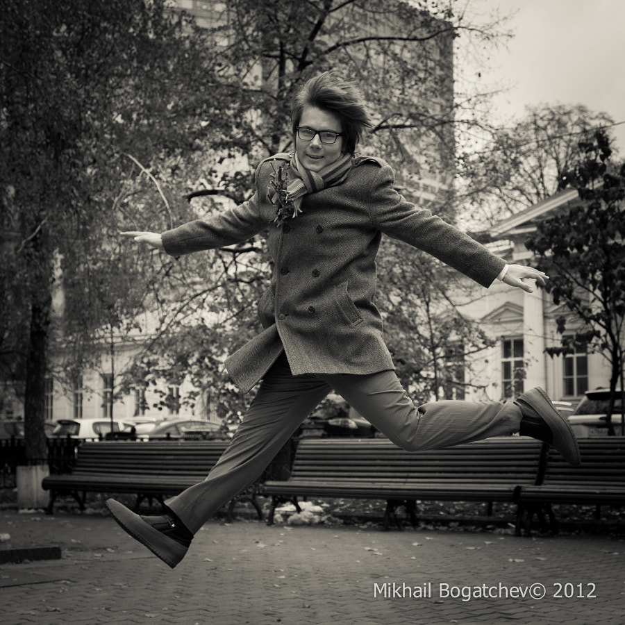Nikolay Saperov, online store galoshes