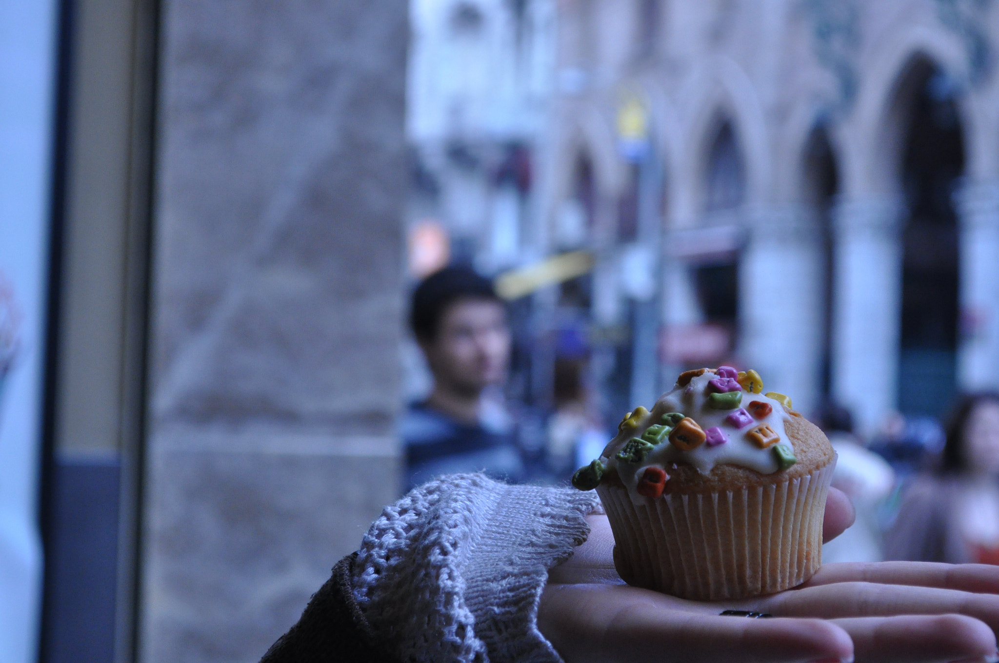 Photograph Funny cupcake. by Nilüfer B on 500px