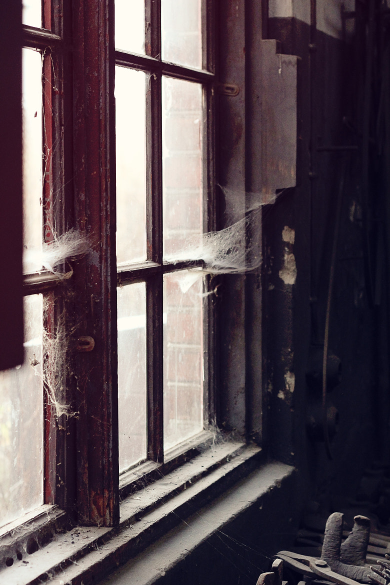 Photograph Abandoned Windows by Tobias Ahlin on 500px