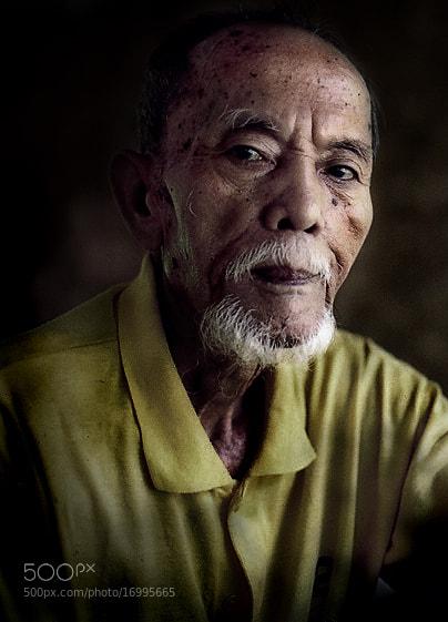 Photograph Mr Samin by zaki Abdullah on 500px