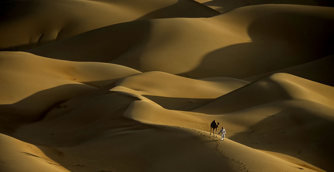 Photograph desert as you see my eyes by Adeeb Alani on 500px