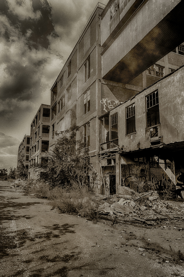Photograph Echoes of former glory. by T. Hicks on 500px