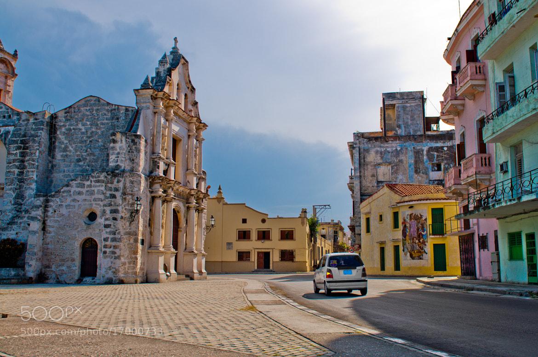 Photograph Iglesia  by Daniel  Daneshforouz on 500px
