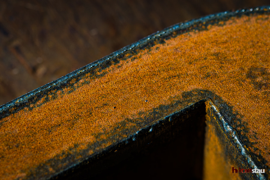 Shape of Rust by hitzestau on 500px.com