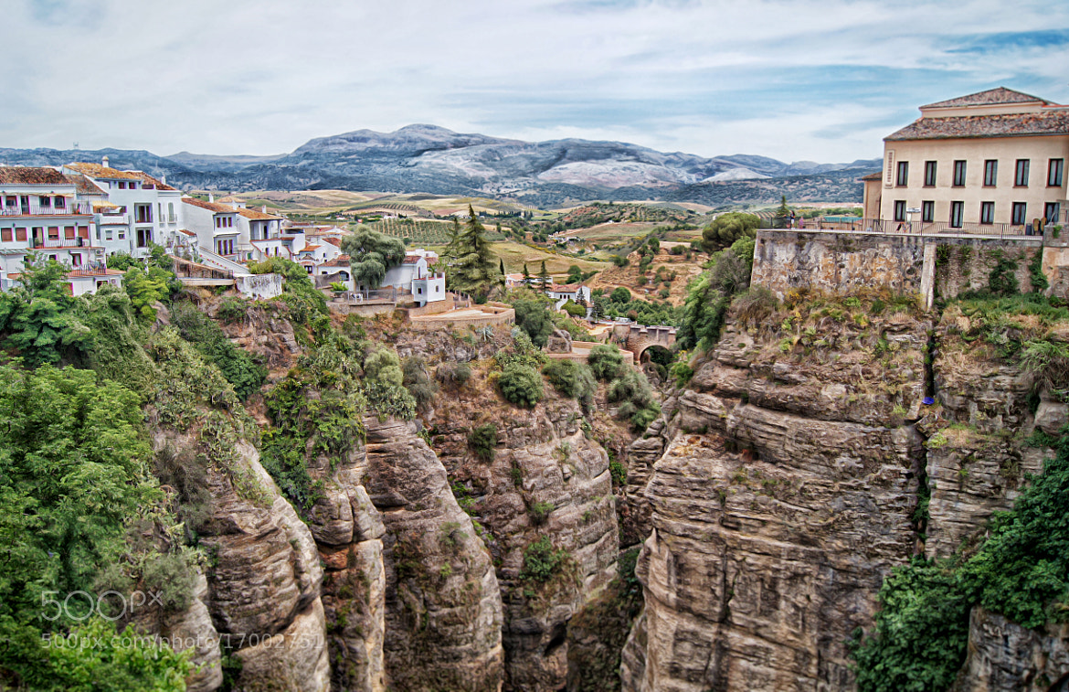 Photograph Ronda by ---ROB---  PHOTOGRAPHY on 500px