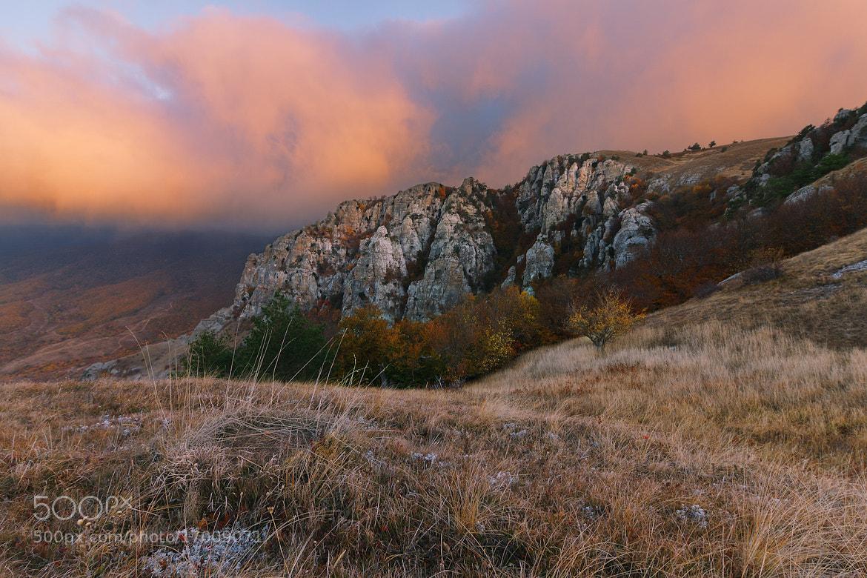 Photograph Demerdji ridges by Anton Averin on 500px