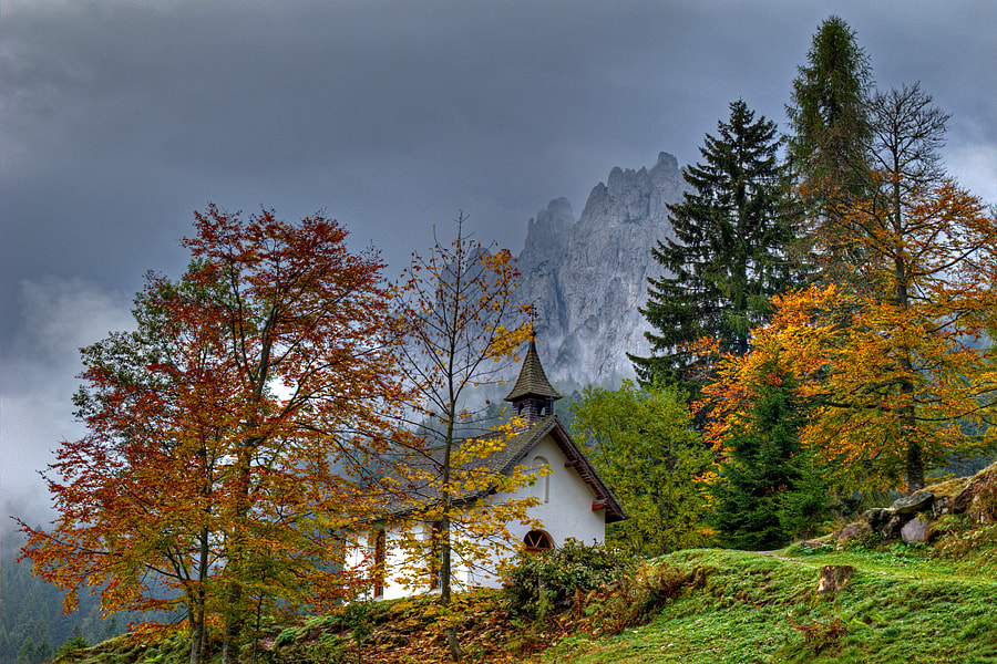 Photograph Little Church by Michele Galante on 500px
