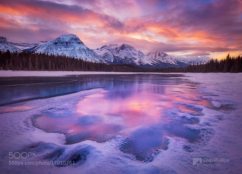 Photograph Jasper Sunset by Chip Phillips on 500px