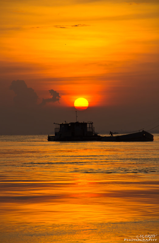 Photograph Mekong Morning Life! by Mardy Suong Photography on 500px