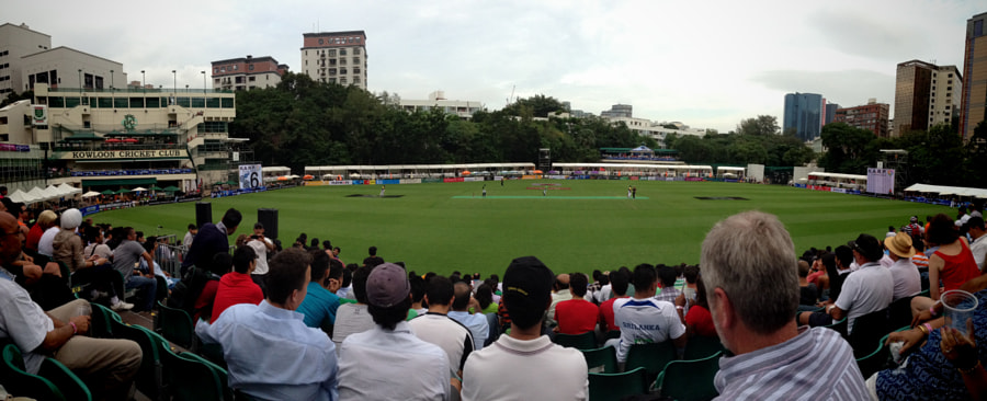 Kowloon Cricket Club, Hong Kong Cricket Sixes 2012