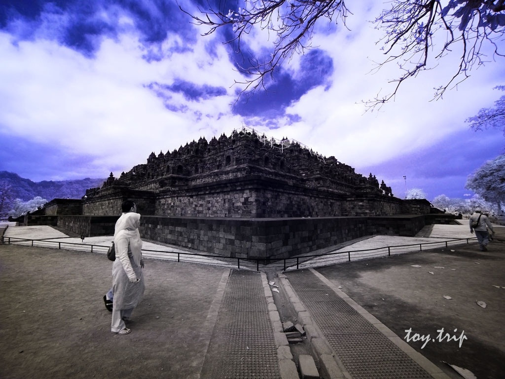 Photograph Borobudur #10 by Toy Trip on 500px