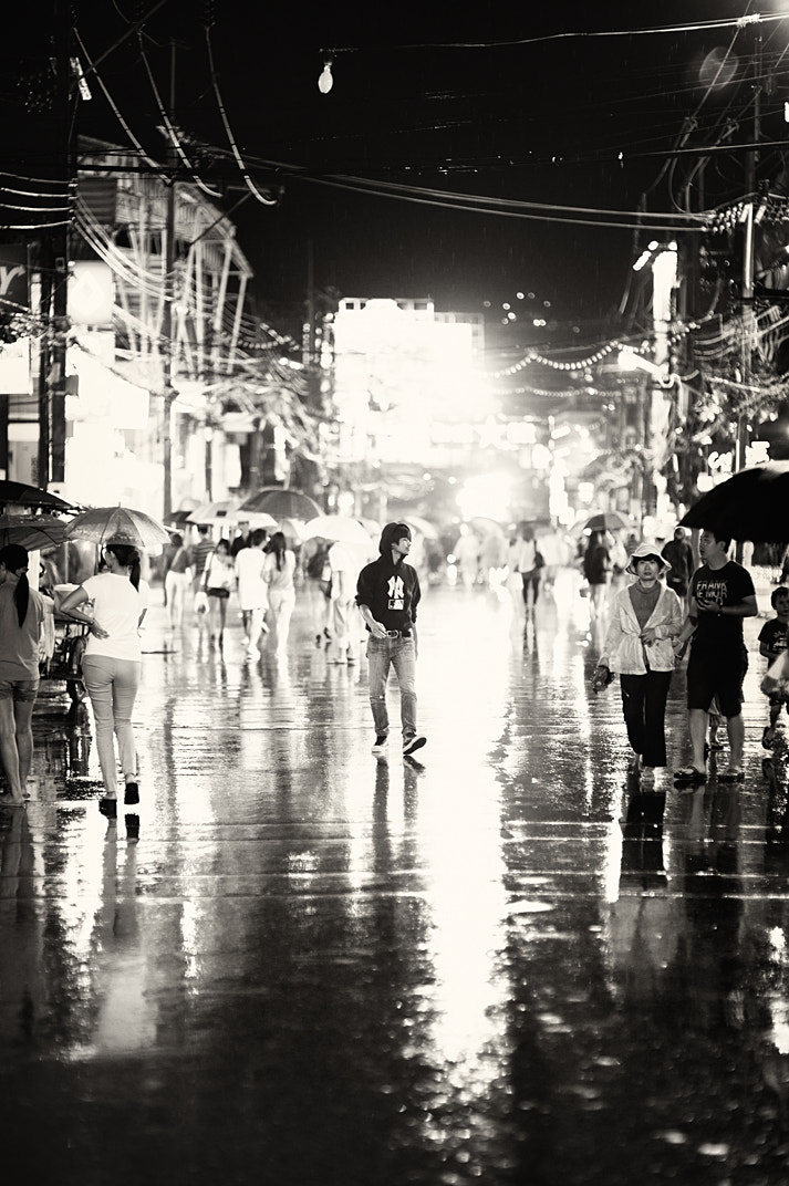 Photograph Walking along Patong by Rafa Santos on 500px
