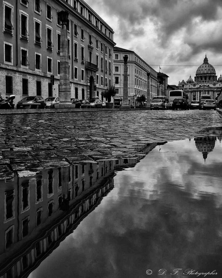 Photograph Riflessi romani by Daniele Forestiere on 500px