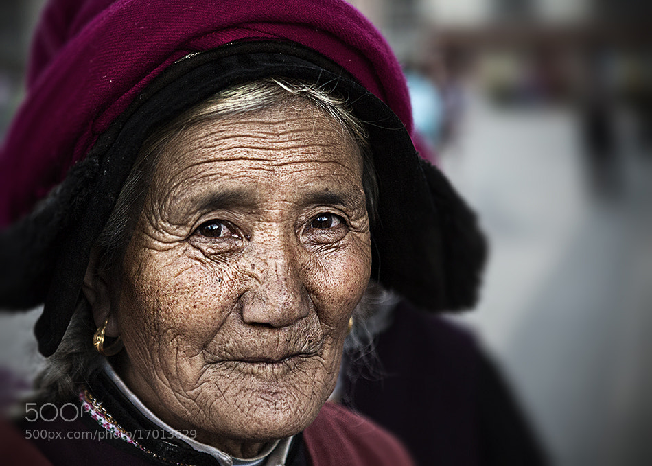 Photograph 蒙娜丽莎 - Mona Lisa Smile by Michael Steverson on 500px