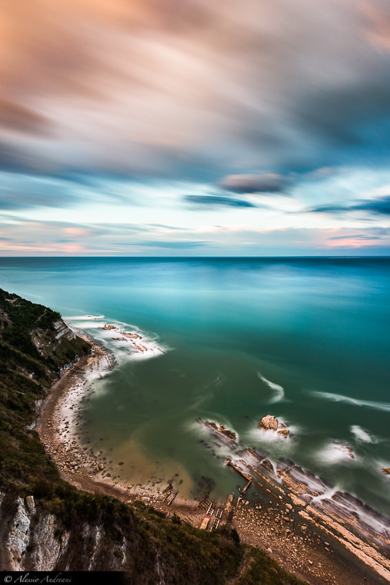 Photograph The Edge by Alessio Andreani on 500px